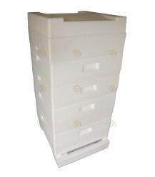 Segeberger Simplex bijenkast Deluxe