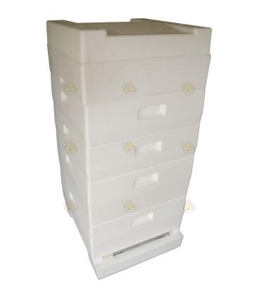 Segeberger Deluxe bijenkast