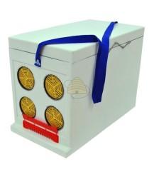 Dadant Blatt / Frankenbeute vervoersbox