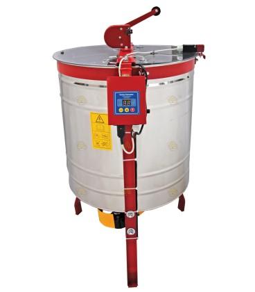 Honingslinger handmatig en  elektrisch 4 raams 600 mm