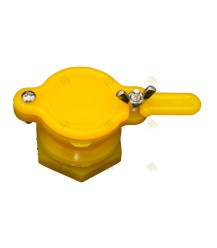 Snijkraan geel (40 mm)