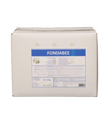 Doos Fondabee suikerdeeg (12 x 1 kg)