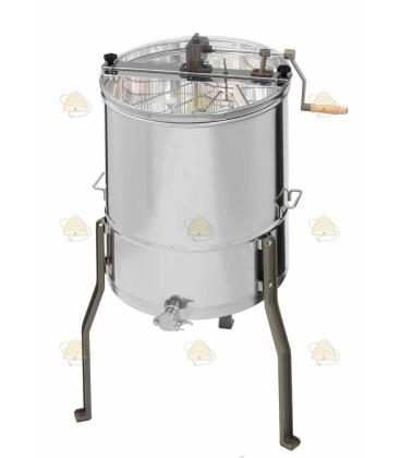 520 mm asloze 3-raams honingslinger (Premium)