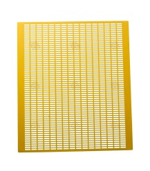 Spaarkast polystyreen / Simplex koninginnerooster pvc 46 x 46 cm