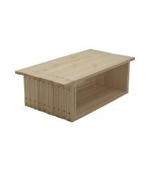 Simplex Honingkamer gemonteerd (MZ) grenen