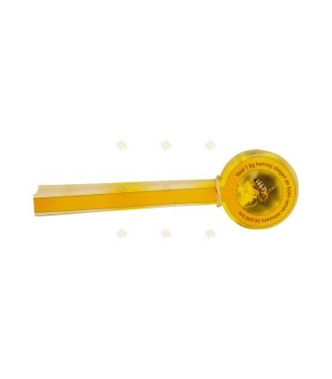 Sluitzegel geel