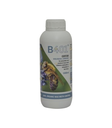 B401 tegen wasmotten (1l)