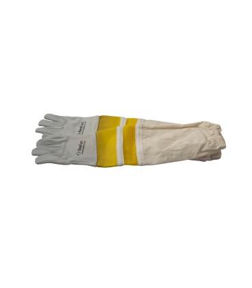 Handschoenen met ventilatie (Premium) wit
