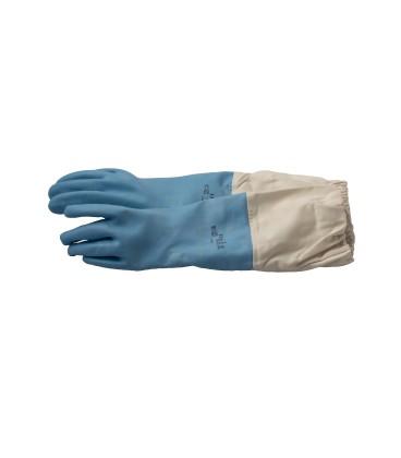 Handschoenen (rubber & katoen)