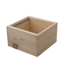 MiniPlus broedbak hout