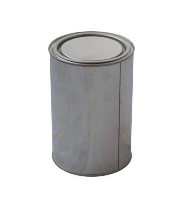Gele verf voor polystyreen bijenkast 1 liter