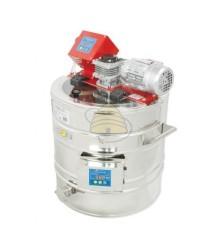 Dekristallisatie- en créme vat 150L 230V