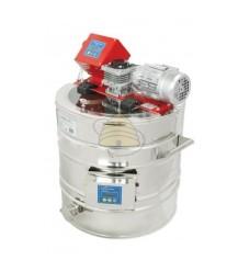 Dékristallisatie- en crèmevat 200L - 400V