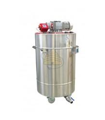 Dékristallisatie- en crèmevat 600L - 400V