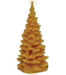 Dennenboom / kerstboom kaars