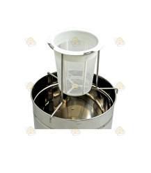 Standaard voor cylinderzeef