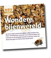 NBV Wondere bijenwereld (40 stuks)