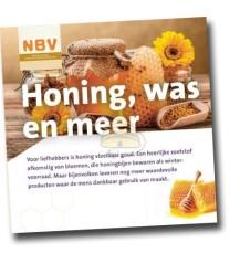 NBV Honing, was en meer folder (40 stuks)