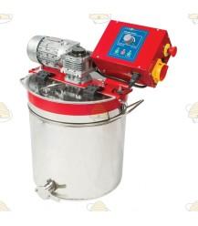 Crème honing vat 150 liter - 230V