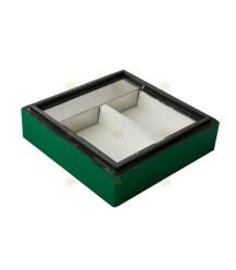 MiniPlus voerbak groen