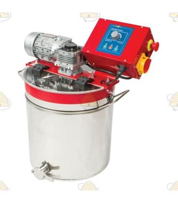 Crème honing vat 200 liter - 230V