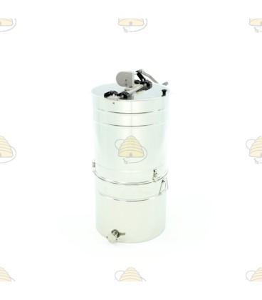 500 mm 3-raams honingslinger met zeef en opvangvat (Easy)