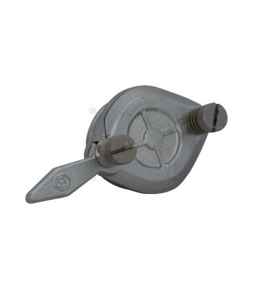 Snijkraan messing (47 mm)