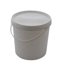 Honingemmer 15 kg, incl. deksel (10 L)