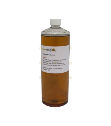 Lijnzaadolievernis, 1 liter