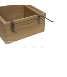 Ramendrager / Ramenhanger voor houten bijenkasten