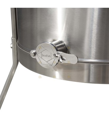 520 mm 3-raams honingslinger Premium (BeeFun)