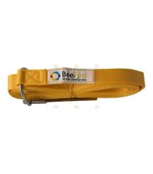 Spanband/reisriem 3,5m bijengeel (BeeFun)