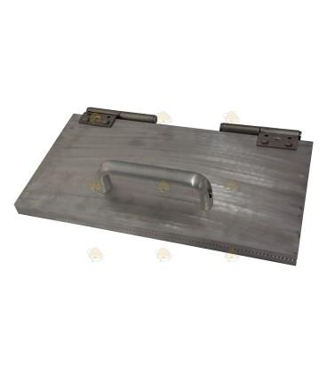 Kunstraatpers aluminium 5,3 mm