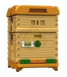 Apimaye Ergo bijenkast Deep Brood Box en Medium Super Dadant