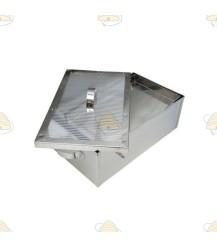 Zonnewassmelter RVS klein (Deluxe)