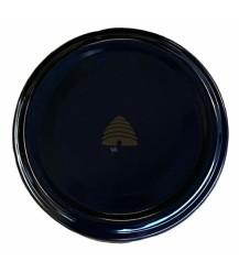 Deksel zwart, 63 mm TO , 60 stuks