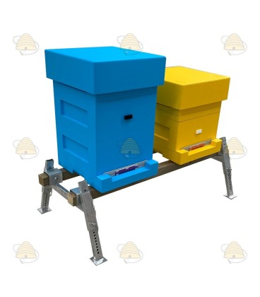 Bokje voor bijenkasten, exclusief balken.