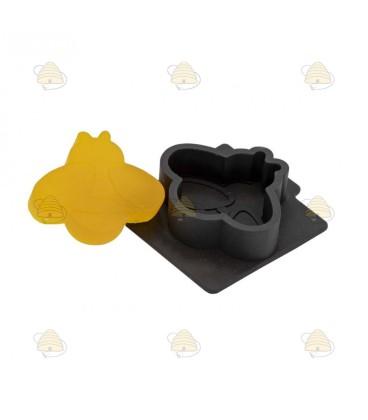 Gietvorm voor honingbij zeepje