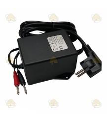 Transformator voor het insmelten van kunstraat (BeeFun)