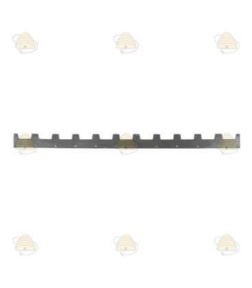 Afstandsreep 11-raams alu. Spaarkast polystyreen BeeFun (per stuk)