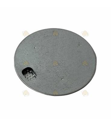 Bijenuitlaat klein metaal