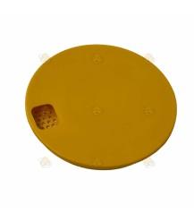 Bijenuitlaat klein geel