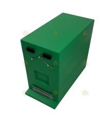 Dadant Blatt / Frankenbeute 6-raams EPS kastje groen