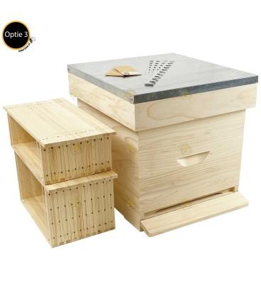 Bijenkast grenen Premium