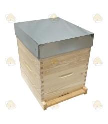 Langstroth US enkelwandige bijenkast