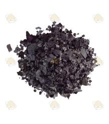 Kleurstof violet voor kaarsen maken