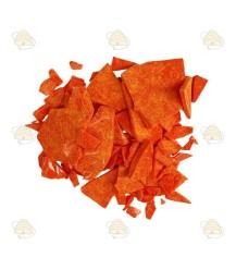 Kleurstof oranje voor kaarsen maken