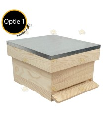 Spaarkast grenen Premium (1bk)