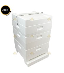 Segeberger Simplex bijenkast (2bk, 1hk)