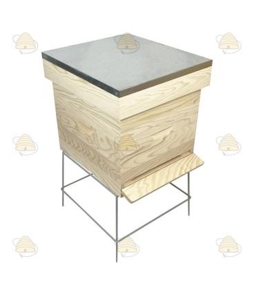 Bokje voor 1 bijenkast